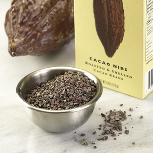 100% Unsweetened Cacao Nibs