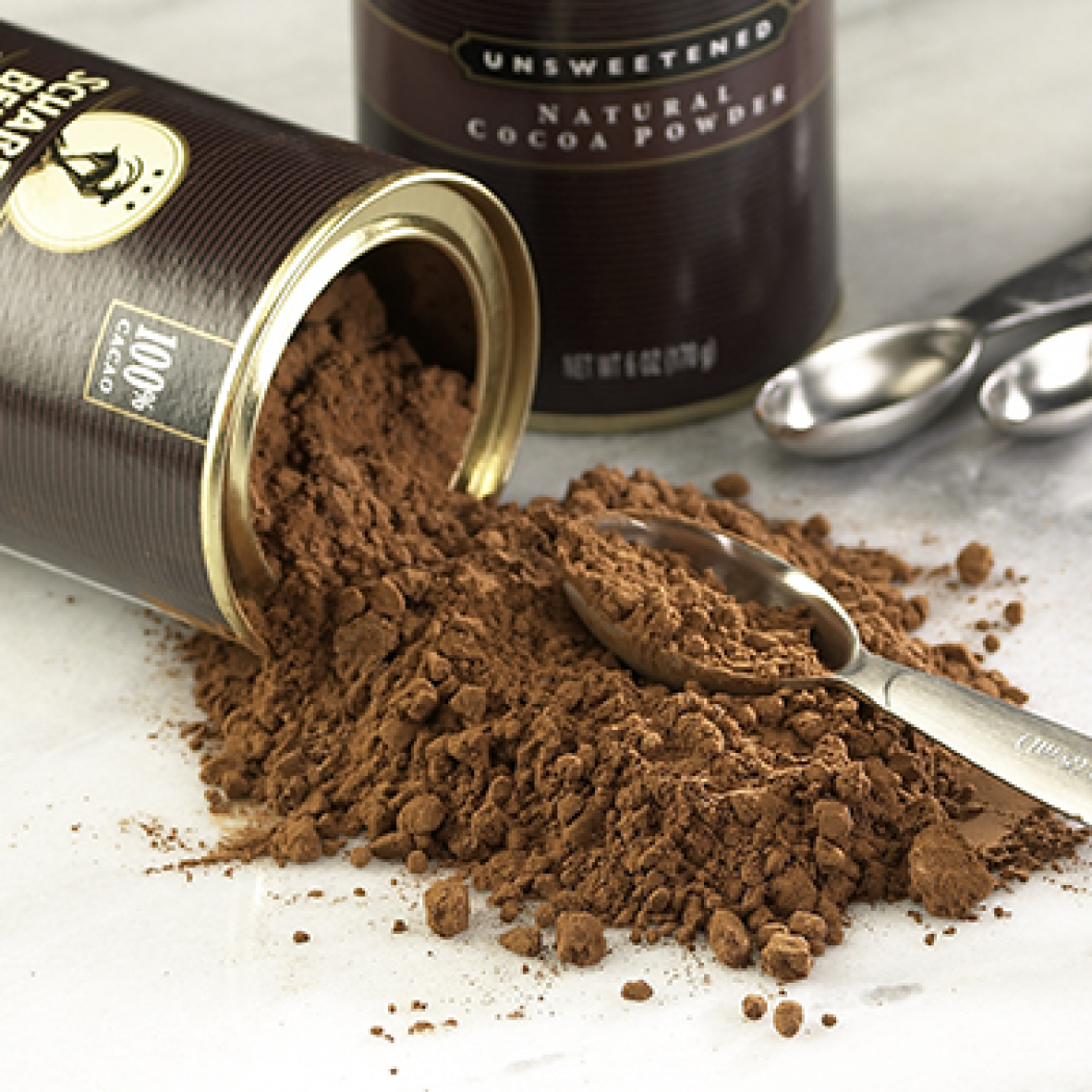 100% Unsweetened Dark Chocolate Cocoa Powder